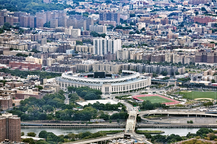 Yankee Stadium - New York, NY